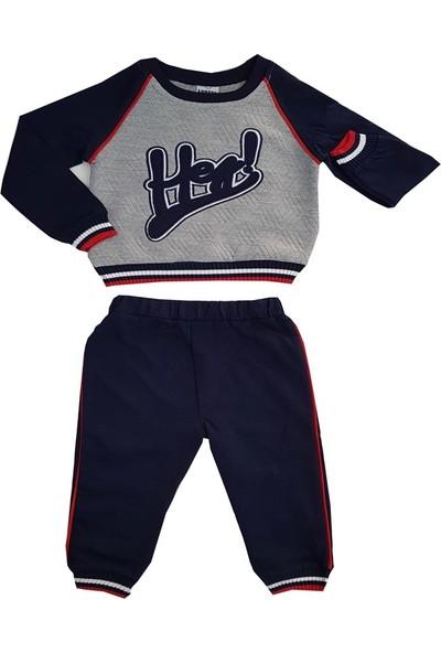 Lupita Hery 2'li Erkek Bebek Takım 6-18 Ay