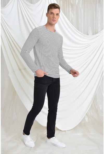 Tena Moda Erkek Siyah Jean Pantolon 9YEPNJK4522
