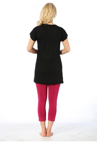 Akbeniz Kadın Tunik Takım 3616