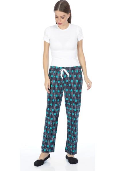 Akbeniz Kadın Tek Alt Pijama 27129