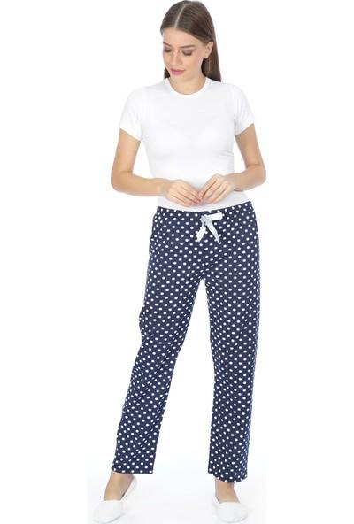 Akbeniz Kadın Tek Alt Pijama 27132