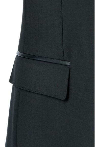 Centone Takım Elbise Yelekli Slim Fit 6 Drop 19-0401