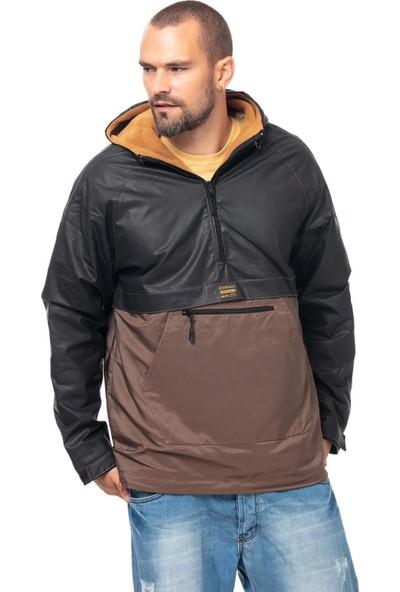 Kevin 504 Kahverengi Mont XL