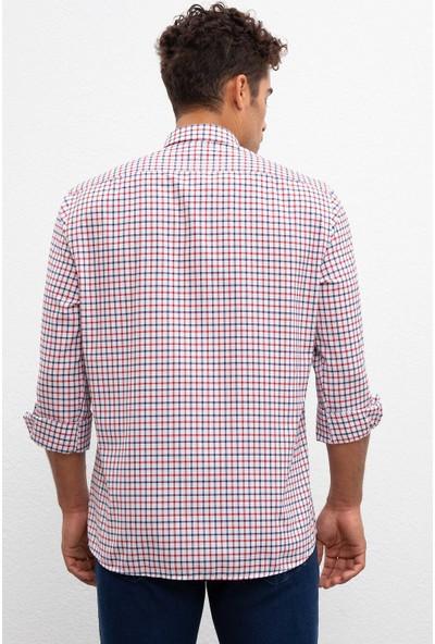 U.S. Polo Assn. Erkek Dokuma Gömlek 50220044-Vr030