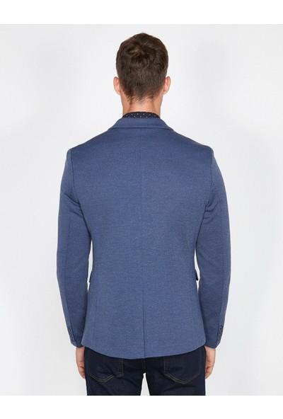 Koton Cep Detaylı Blazer Ceket