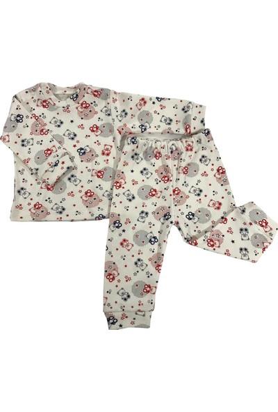 Baby West Tedy Bear Sweet Pijama Takımı