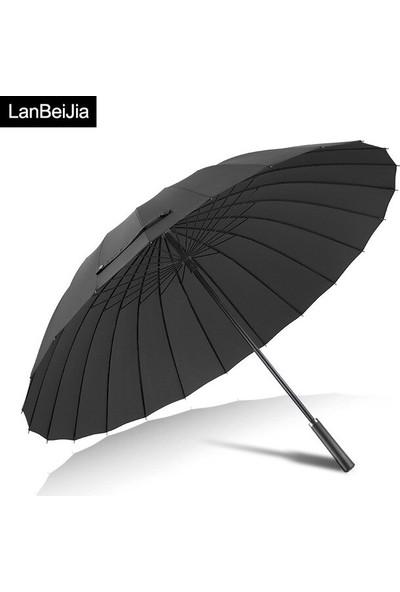 Kinary 24 Telli Şemsiye Protokol Şemsiye Çoban Şemsiye