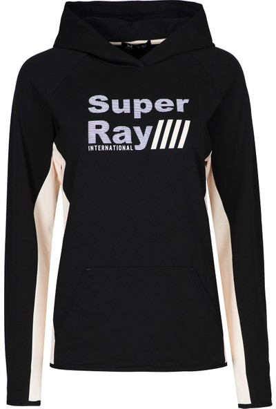 New Brand Kapüşonlu Kız Çocuk Sweatshirt N05KG-02736