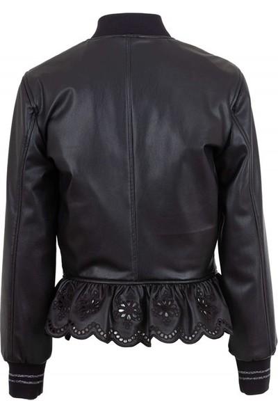 Chilia 9438 Kadın Ceket Siyah