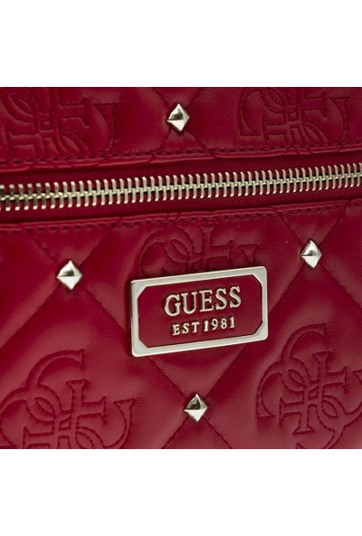 Guess Vg743232 Kadın Casual Çanta Kırmızı