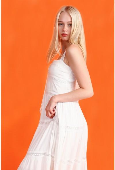 Collezione Kadın Elbise Yezıl