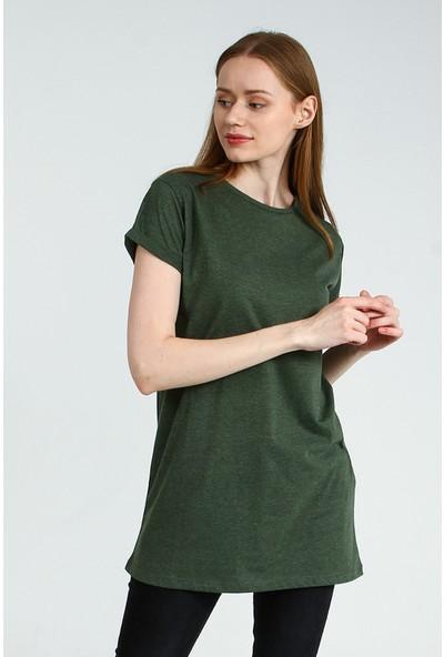 Collezione Kadın T-Shirt Kısa Kol Storlew