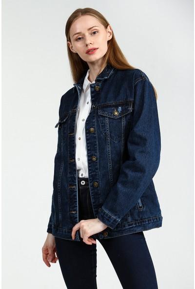 Collezione Kadın Ceket Kefir