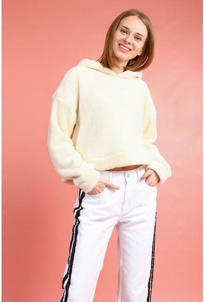 Collezione Kadın Sweatshirt Corn