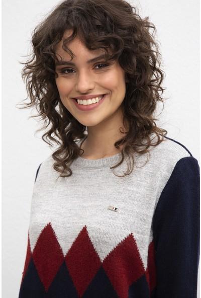 U.S. Polo Assn. Kadın Triko Kazak 50206803-Vr033