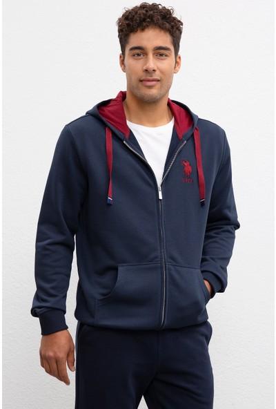 U.S. Polo Assn. Erkek Sweatshirt 50207316-Vr033