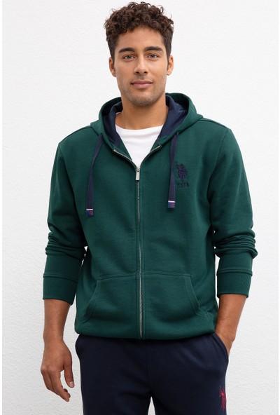 U.S. Polo Assn. Erkek Sweatshirt 50207316-Vr079