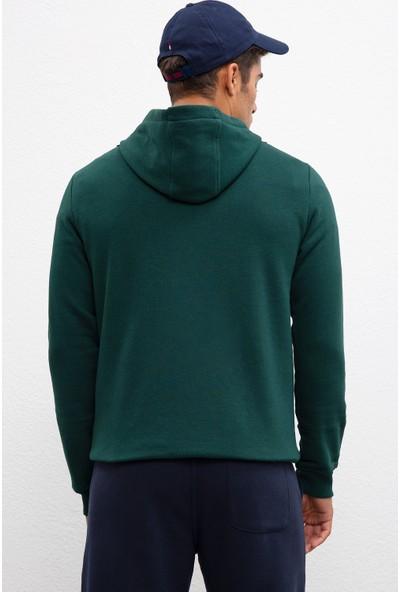 U.S. Polo Assn. Erkek Sweatshirt 50207318-Vr079
