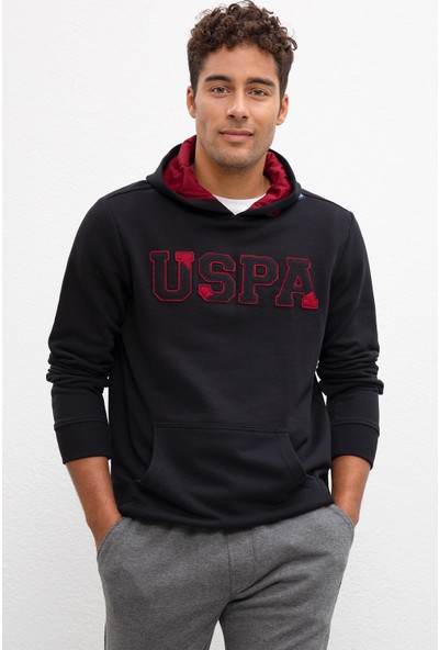 U.S. Polo Assn. Erkek Sweatshirt 50207318-Vr046