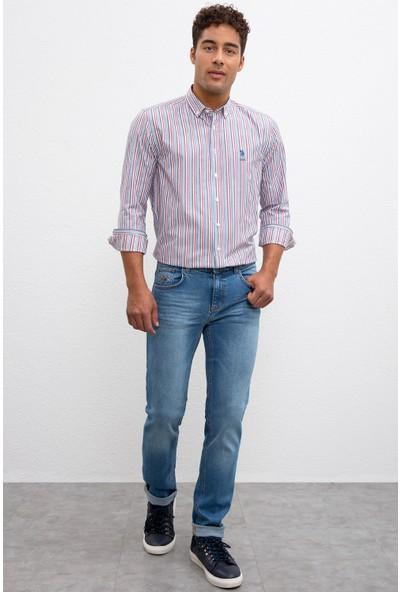 U.S. Polo Assn. Erkek Denim Pantolon 50217022-Dn0013