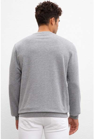 U.S. Polo Assn. Erkek Sweatshirt 50208668-Vr086