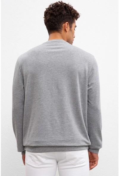 U.S. Polo Assn. Erkek Sweatshirt 50208665-Vr086