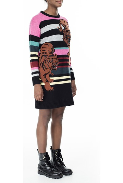 Kenzo Kadın Elbise F96 2Ro401 3Xk Mu