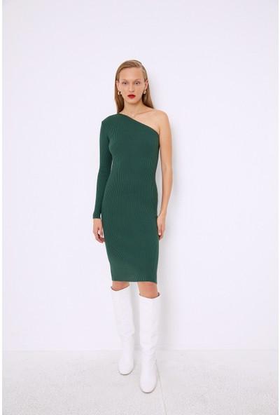 Koton Kadın Elbise 0KAF90226GT157