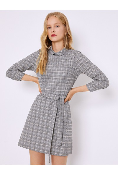 Koton Kadın Elbise Gri 0KAF80160GW94P