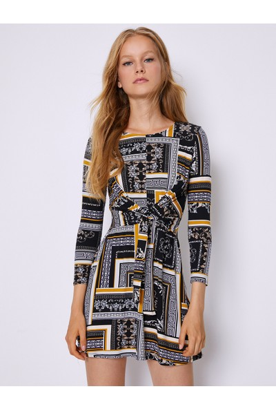 Koton Kadın Elbise 0KAF80158GK01V
