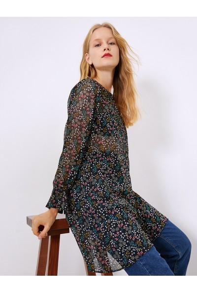 Koton Kadın Elbise 0KAF80120GWG08