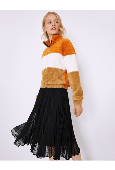 Koton Kadın Sweatshirt 0KAF10810GKTRC