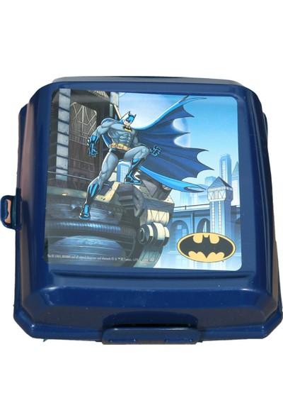 Batman Lisanslı Plastik Beslenme Kabı Kutusu
