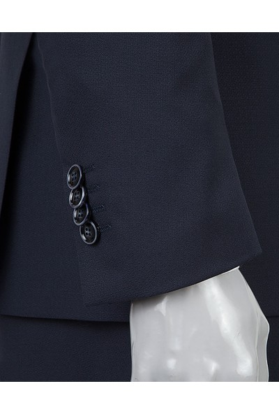 Tween Slim Fit Erkek Lacivert Takım Elbise