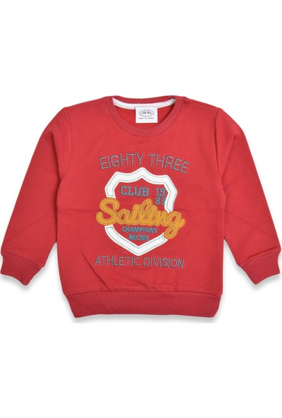 Paty Kids Erkek Çocuk Sweatshirt