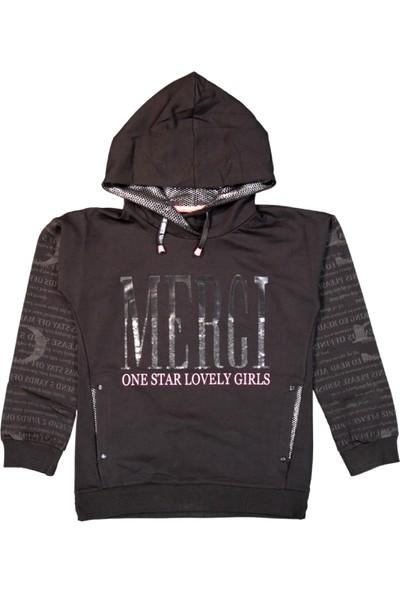 Perla Life Kız Çocuk Kapşonlu Sweatshirt