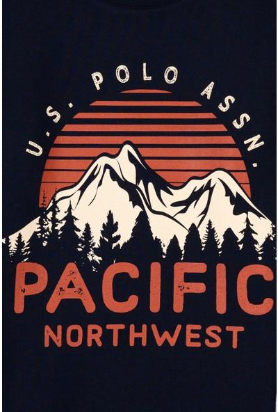 U.S. Polo Assn. Erkek Çocuk Sweatshirt 50215839-Vr033