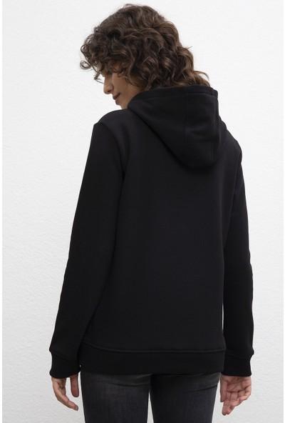 U.S. Polo Assn. Kadın Sweatshirt 50216083-Vr046