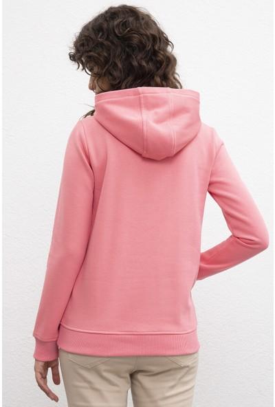 U.S. Polo Assn. Kadın Sweatshirt 50216083-Vr041