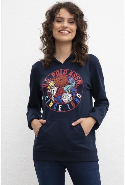 U.S. Polo Assn. Kadın Sweatshirt 50216086-Vr033
