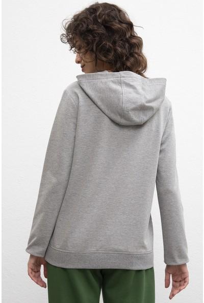 U.S. Polo Assn. Kadın Sweatshirt 50216086-Vr086
