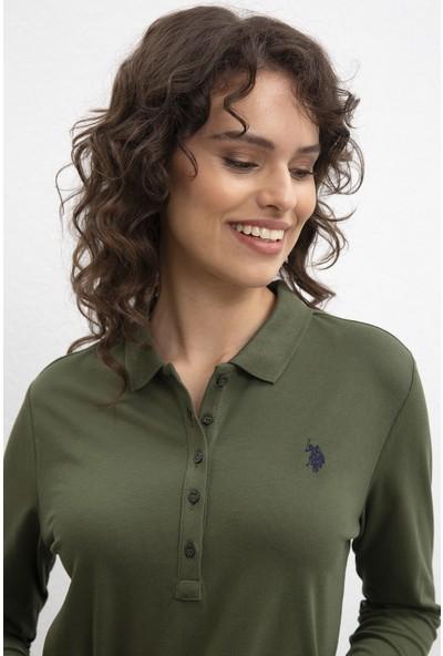 U.S. Polo Assn. Kadın Sweatshirt 50216087-Vr016