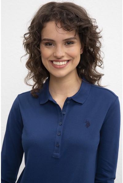 U.S. Polo Assn. Kadın Sweatshirt 50216087-Vr164