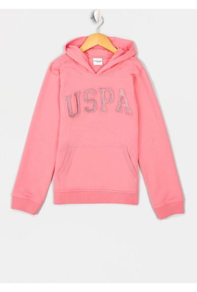 U.S. Polo Assn. Kız Çocuk Sweatshirt 50216792-Vr041