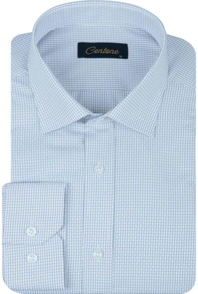 Centone Erkek Gömlek Comfort Fit 19-0468