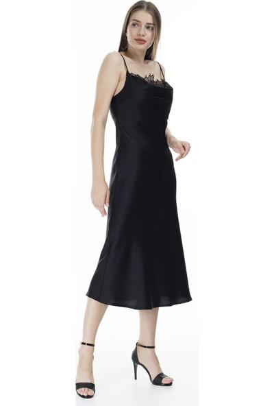 Via Dante Midi Abiye Elbise Kadın Abiye Elbise 04661248Vd