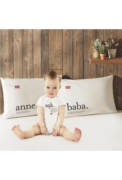 LÛGAT365 Aşk Bebek Zıbın