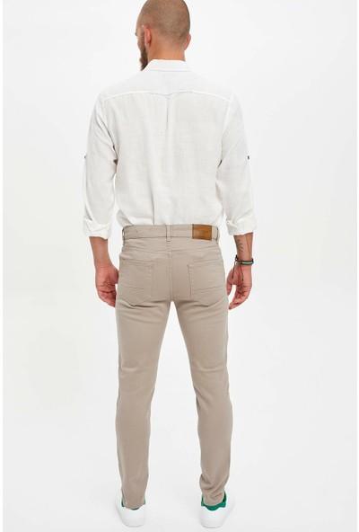 Defacto Erkek Martin Super Skinny Fit Jean Pantolon