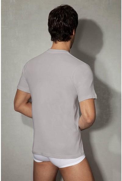 Doreanse Gri Erkek T-Shirt 2505