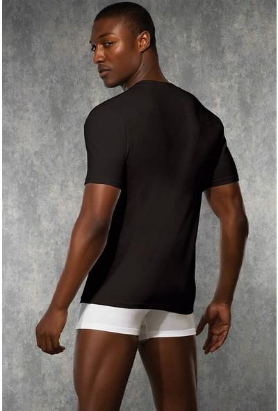 Doreanse Siyah Erkek T-Shirt 2850